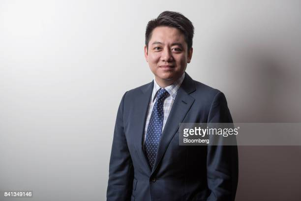 Andrew Lo executive director of Suncity Group Holdings Ltd speaks during an interview in Hong Kong China on Tuesday Aug 29 2017 Casino operator...