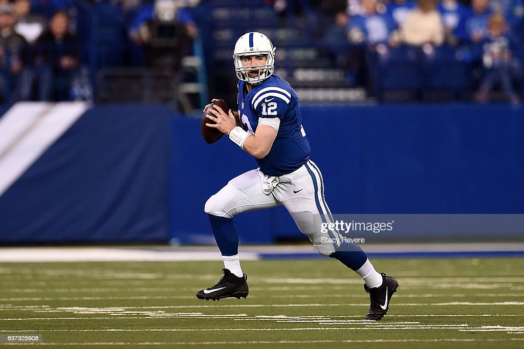 Jacksonville Jaguars v Indianapolis Colts : News Photo