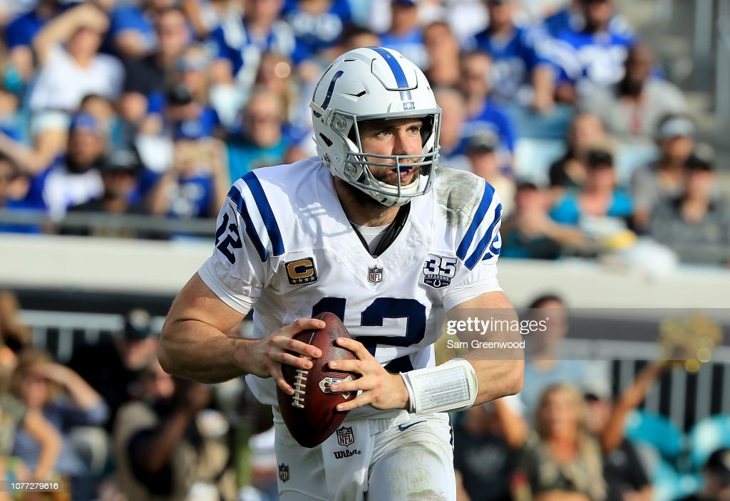 Indianapolis Colts v Jacksonville Jaguars : News Photo