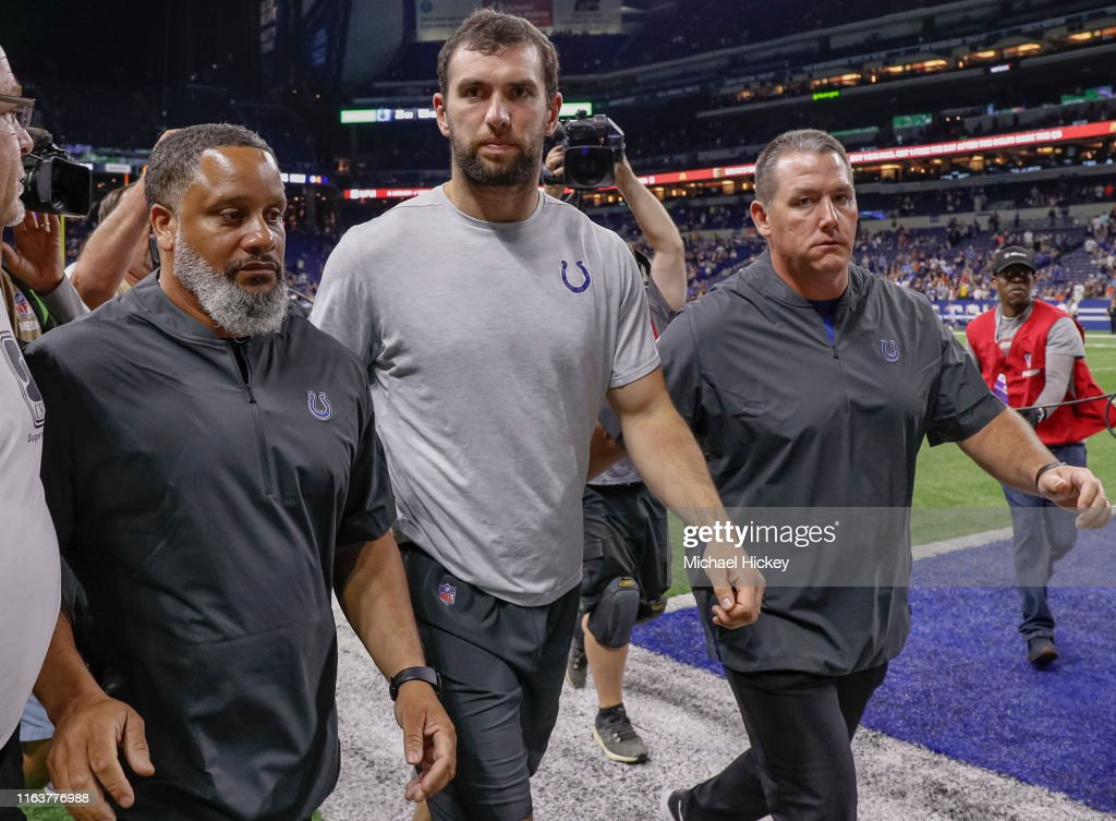 Chicago Bears v Indianapolis Colts : News Photo
