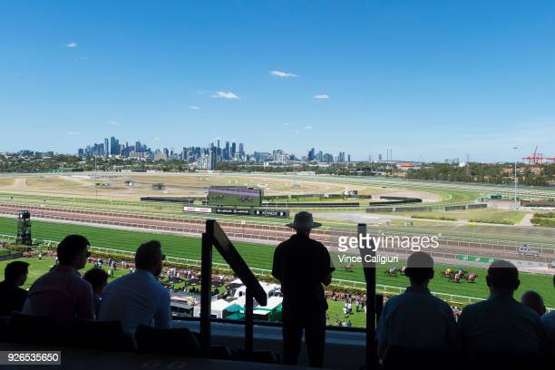 Andrew Mallyon riding Hear The Chant wins Race 3 during Melbourne Racing at Flemington Racecourse on March 3 2018 in Melbourne Australia