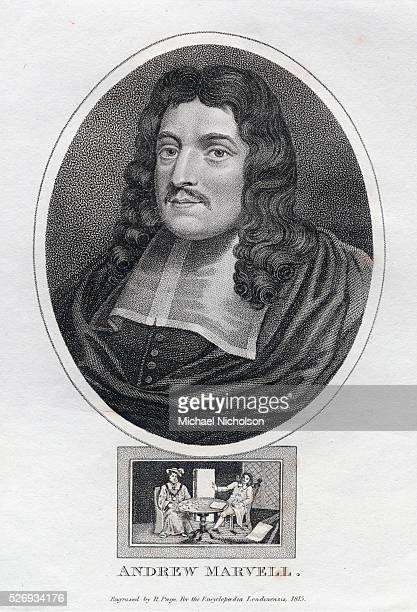 Andrew Marvell by R Pape