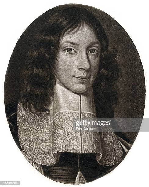 Andrew Marvell English metaphysical poet 17th century Portrait of Marvell who helped to convince Charles II's government not to execute fellow poet...