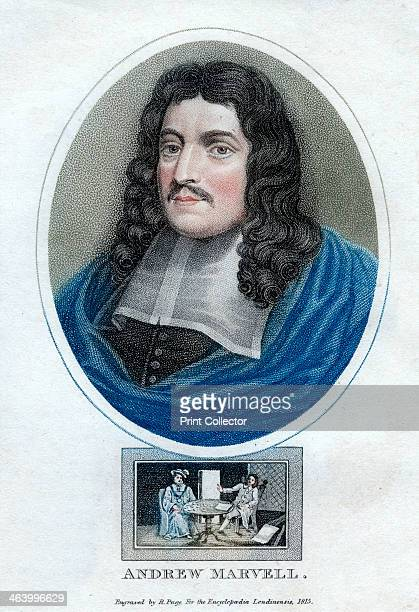 'Andrew Marvell' English metaphysical poet 1815