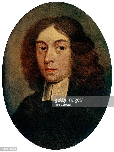 Andrew Marvell English poet 17th century Portrait of Marvell who helped to convince Charles II's government not to execute fellow poet John Milton...