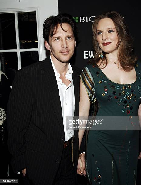 Andrew McCarthy and wife Carol Schneider