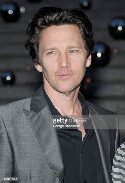 Andrew McCarthy arrives at New York State Supreme Court for the Vanity Fair Party during the 2010 Tribeca Film Festival on April 20 2010 in New York...