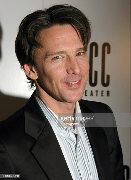 Andrew McCarthy during Fat Pig by Neil LaBute After Party at Robert Miller Gallery in New York City New York United States