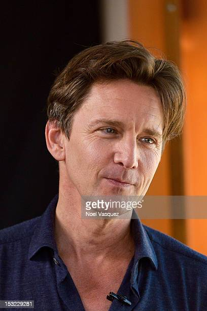 Andrew McCarthy visits Extra at The Grove on October 1 2012 in Los Angeles California
