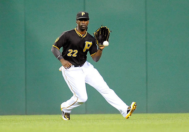 Andrew McCutchen of the Pittsburgh Pirates