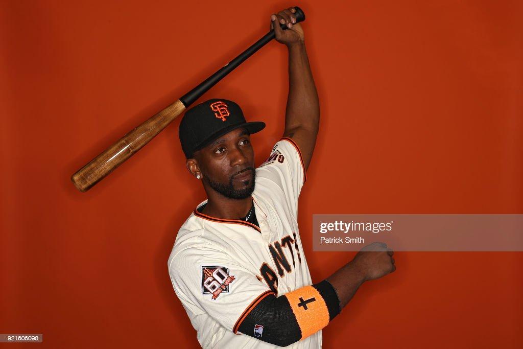 San Francisco Giants Photo Day : News Photo
