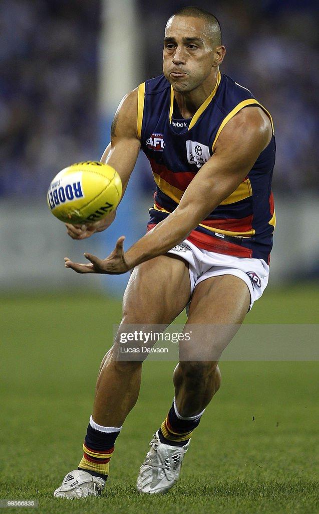 AFL Rd 8 - Kangaroos v Crows