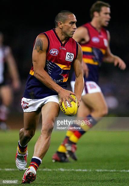 Brett Burton Photos Photos - AFL Rd 5 - Bulldogs v Crows