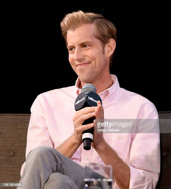 Andrew McMahon attends Billboard's 2018 Live Music Summit Panels Day 2 at Montage Beverly Hills on November 14 2018 in Beverly Hills California