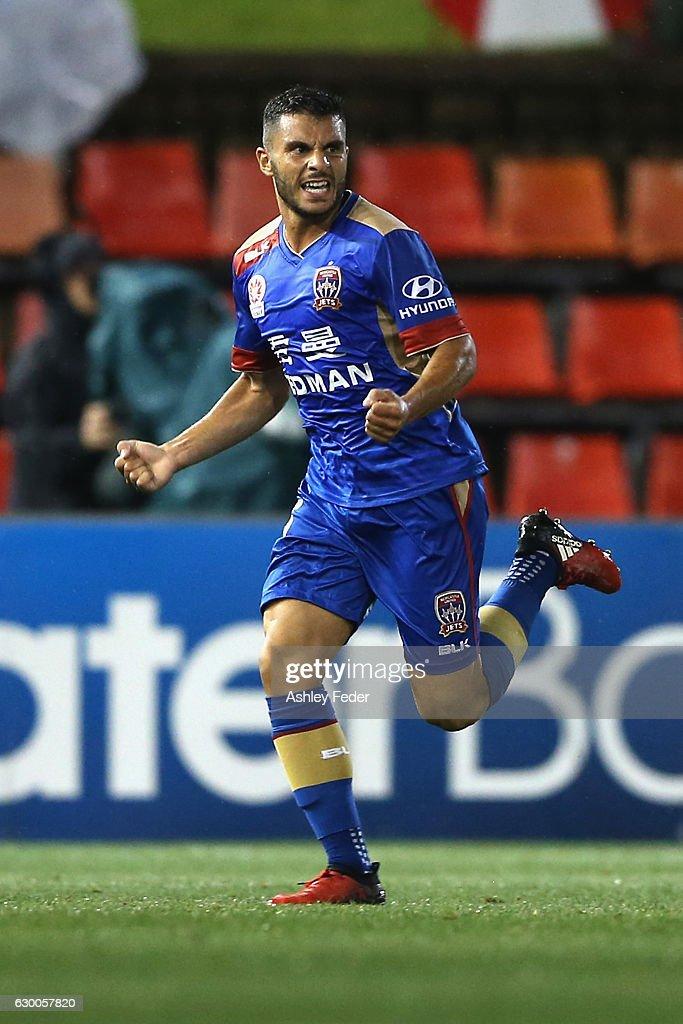 A-League Rd 11 - Newcastle v Adelaide