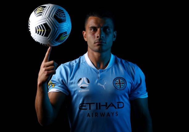 AUS: Melbourne City A-League 2020/21 Headshots Session