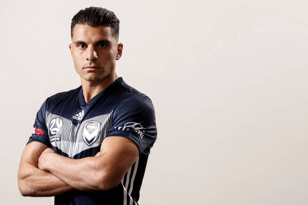 AUS: Melbourne Victory 2019/20 A-League Headshots Session