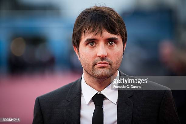 """Andrew Neel attends the """"In Dubious Battle"""" Premiere during the 42nd Deauville American Film Festival on September 5, 2016 in Deauville, France."""