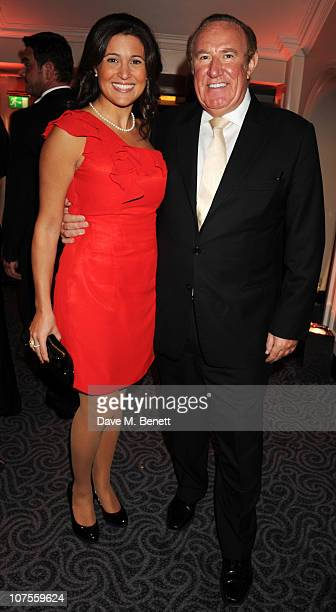Andrew Neil attends the Quintessentially 10th anniversary party at The Savoy Hotel on December 13 2010 in London England