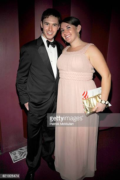 Andrew Nodell and Kelly O'Connell attend Literacy Partners Hosts Annual Gala An Evening of Readings Honoring David and Julia Koch at Lincoln Center...