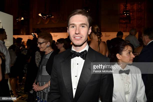 Andrew Nodell attends the Gordon Parks Foundation Awards Dinner Auction at Cipriani 42nd Street on June 6 2017 in New York City