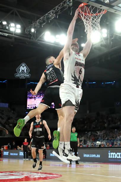 AUS: NBL Rd 14 - Melbourne v Illawarra