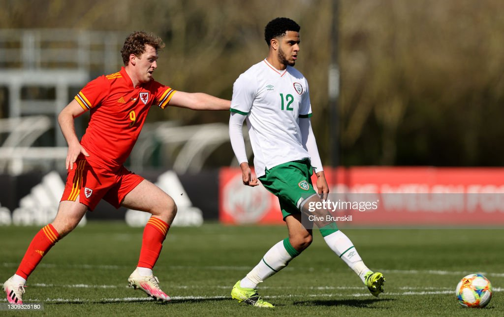 Wales U21 v Republic of Ireland U21 - International Friendly : News Photo