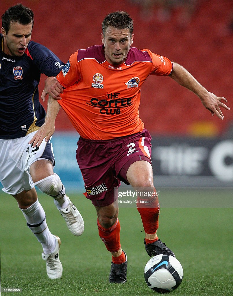 A-League Rd 13 - Roar v Jets
