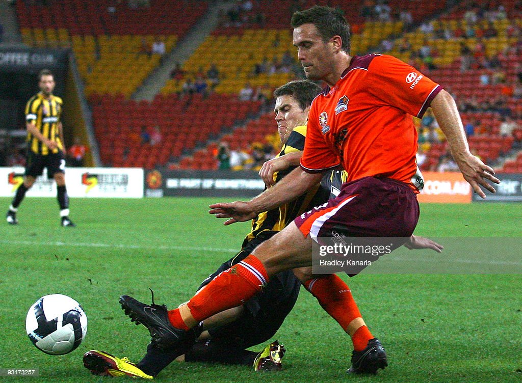 A-League Rd 16 - Roar v Phoenix