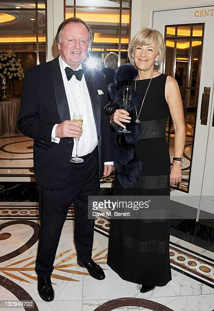 Andrew Parker Bowles attends the Cartier Racing Awards 2011 at The Dorchester Hotel on November 15 2011 in London England