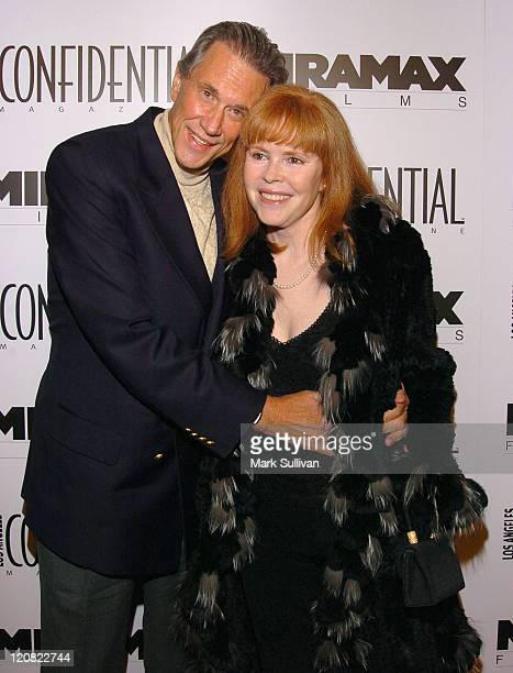 Andrew Prine and wife Heather Lowe during Miramax Films Los Angeles Confidential Magazine Present the Los Angeles Premiere of 'Daltry Calhoun' at...