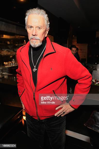 Andrew Prine attends the fan screening of Anchor Bay Films' Rob Zombie's The Lords Of Salem after party on April 18 2013 in Burbank California