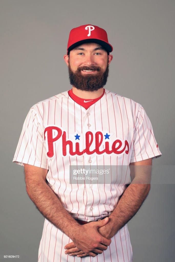 2018 Philadelphia Phillies Photo Day : Foto di attualità