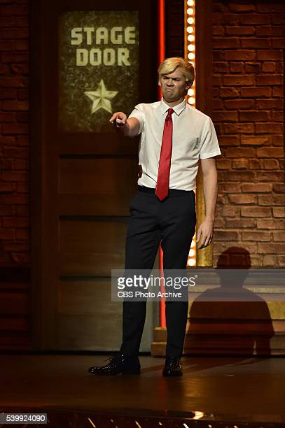 Andrew Rannells at THE 70TH ANNUAL TONY AWARDS live from the Beacon Theatre in New York City Sunday June 12 on the CBS Television Network