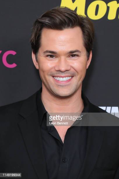 Andrew Rannells attends FYC Red Carpet Event For Showtimes' Black Monday at Saban Media Center on May 14 2019 in North Hollywood California