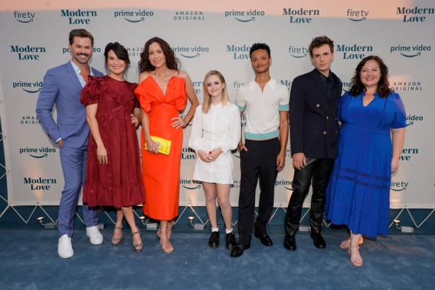 "NY: ""Modern Love"" Season 2 Premiere"