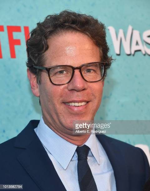 Andrew Reich attends a screening of Netflix's 'All About The Washingtons' at Madera Kitchen Bar on August 8 2018 in Hollywood California