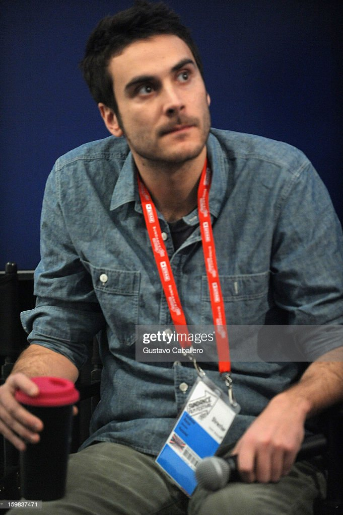 Andrew Renzi attends the Acura Master Class - Writing and Directing for the Screen on January 21, 2013 in Park City, Utah.