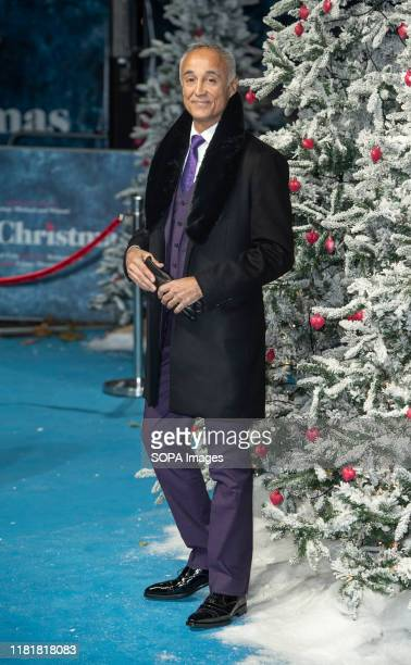 Andrew Ridgeley attends the Last Christmas Premiere at the BFI Southbank in London.