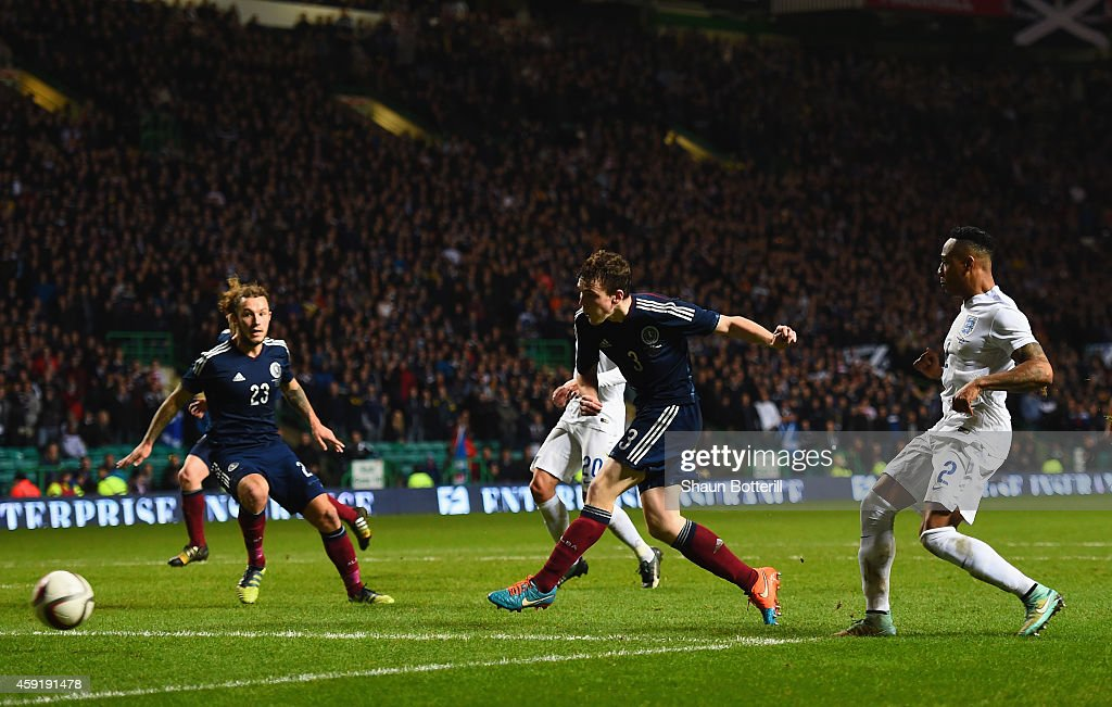 Scotland v England - International Friendly