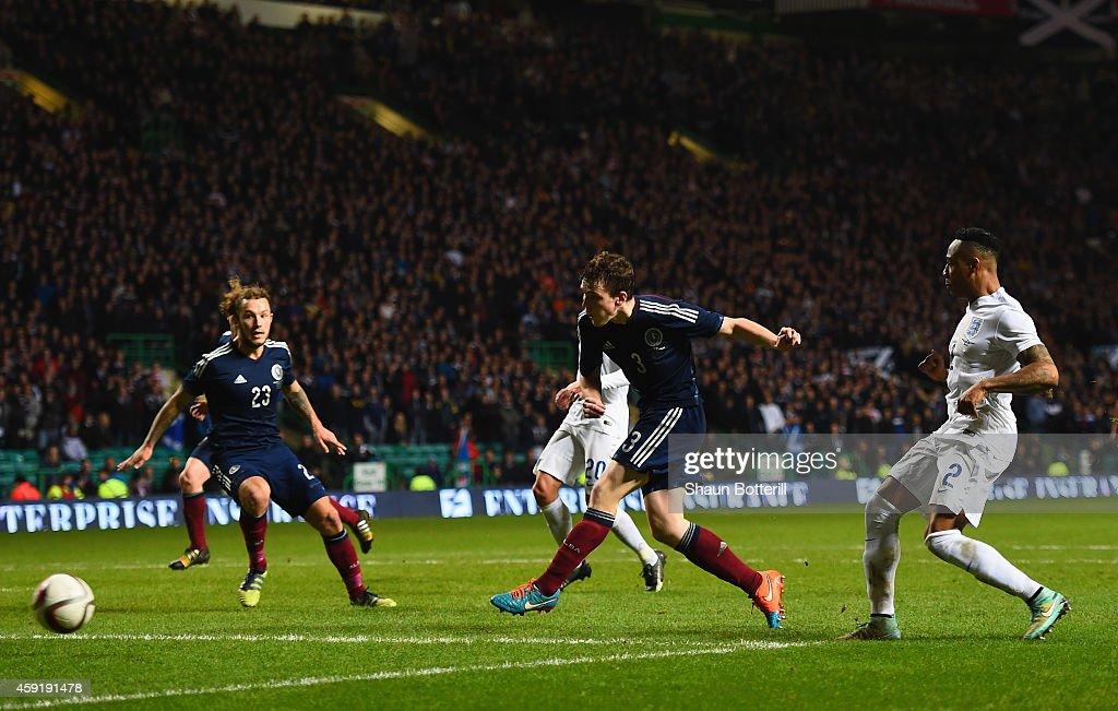 Scotland v England - International Friendly