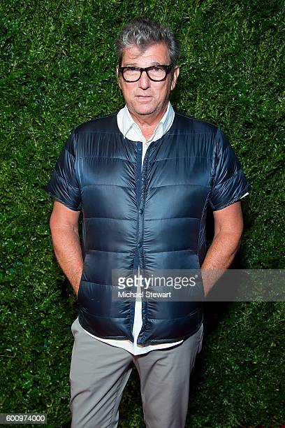 Andrew Rosen attends the Saks Downtown x Vogue event at Saks Downtown on September 8 2016 in New York City