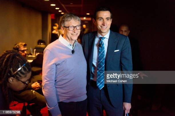 Andrew Ross Sorkin Editor at Large Columnist and Founder DealBook The New York Times and Bill Gates cochair of the Bill Melinda Gates Foundation...