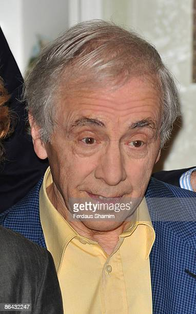 Andrew Sachs attends GOLD's Fawlty Towers relaunch on May 6 2009 in London England