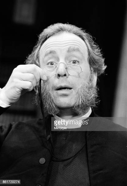 Andrew Sachs is playing the very Rev augustin Jedd in a Cambridge Theatre production of 'Dandy Dick' 24th February 1981