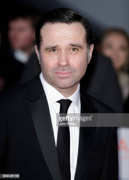 Andrew Scarborough attends the National Television Awards 2018 at the O2 Arena on January 23 2018 in London England