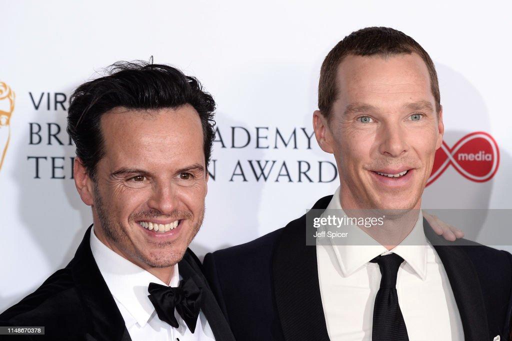 Virgin Media British Academy Television Awards 2019 - Press Room : Fotografía de noticias