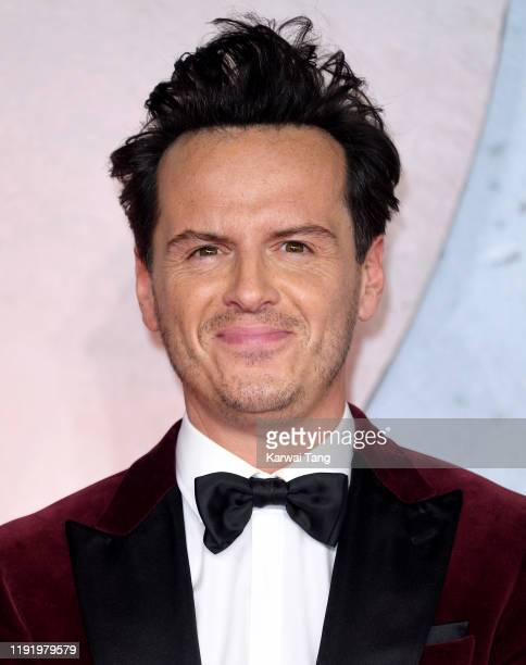 Andrew Scott attends the 1917 World Premiere and Royal Performance at Odeon Luxe Leicester Square on December 04 2019 in London England