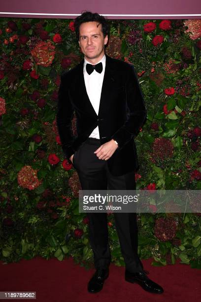 Andrew Scott attends the 65th Evening Standard Theatre Awards at London Coliseum on November 24 2019 in London England