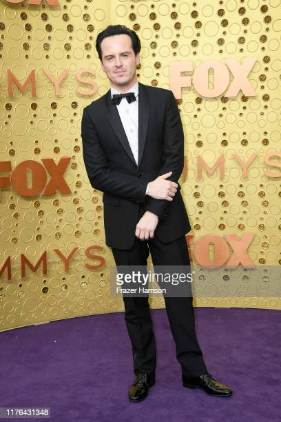 Andrew Scott attends the 71st Emmy Awards at Microsoft Theater on September 22 2019 in Los Angeles California